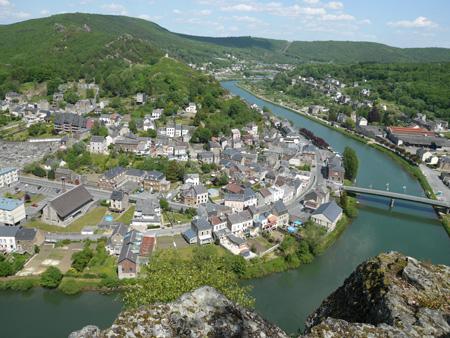 Excursion «Le fleuve meuse dans les Ardennes»