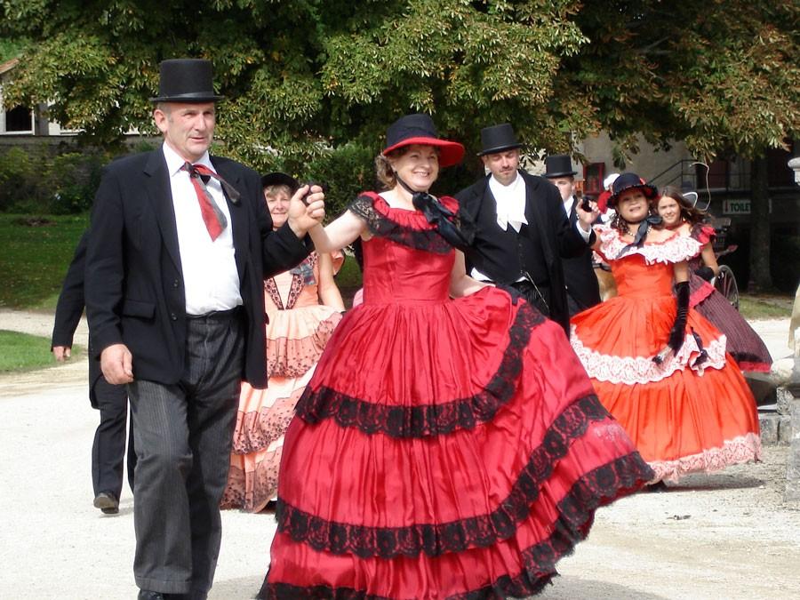 Visites guidées costumées du château de Thillombois (dimanche 9 octobre)