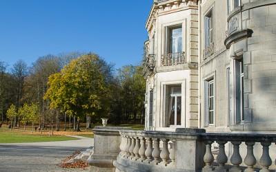 Visite guidée au Château de Thillombois
