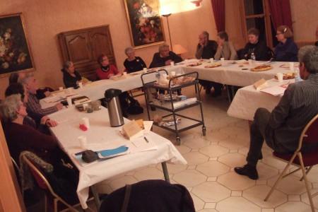 Café Lecture Prix Jean d'Heurs 2013  au château de Thillombois