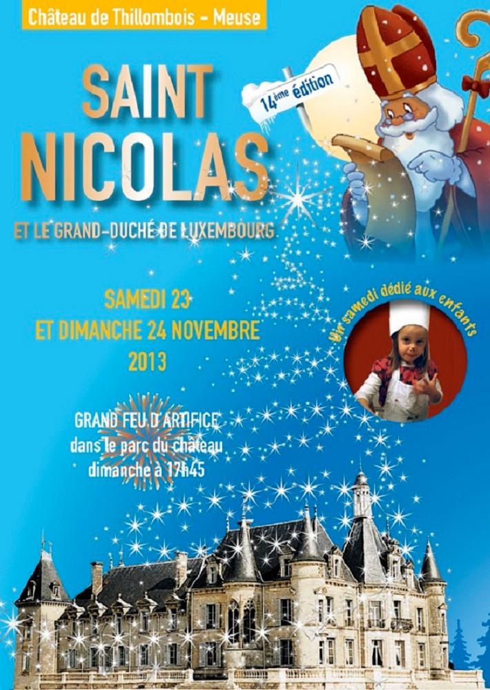 St Nicolas et le Grand Duché de Luxembourg