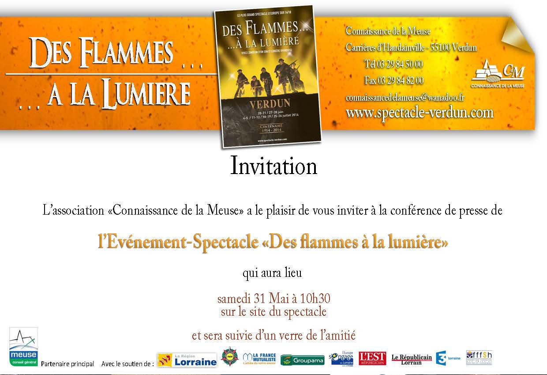 Conférence de Presse samedi 31 mai à 10 h 30