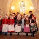 costumes traditionels polonais