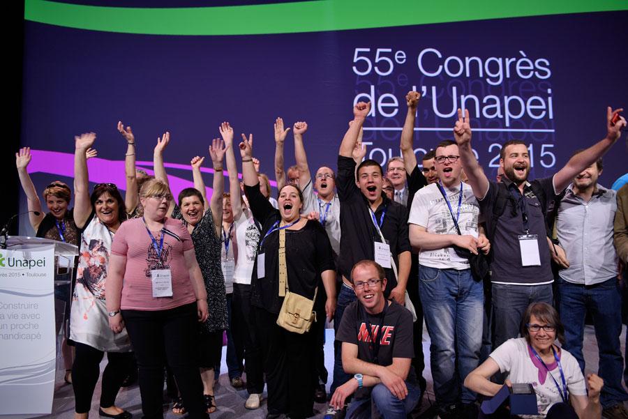 1er prix national descerné aux «Victoires de l'accessibilité» en 2015