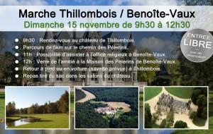 Marche Thillombois benoite de Vaux