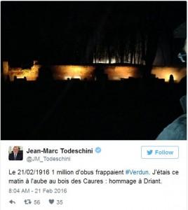 tweet JM Todeschini