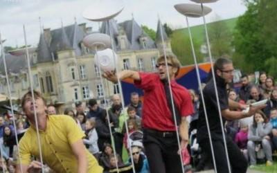 Festival Ma Rue prend l'Air au château de Thillombois