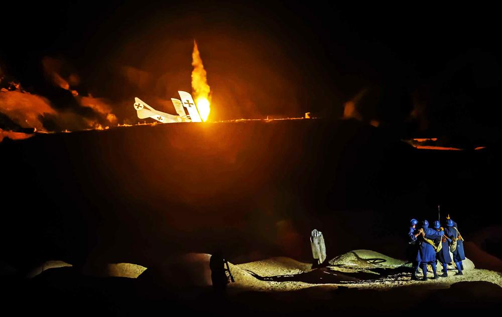 Extraits du Livre d'Or 2016 – «Des flammes à la lumière»