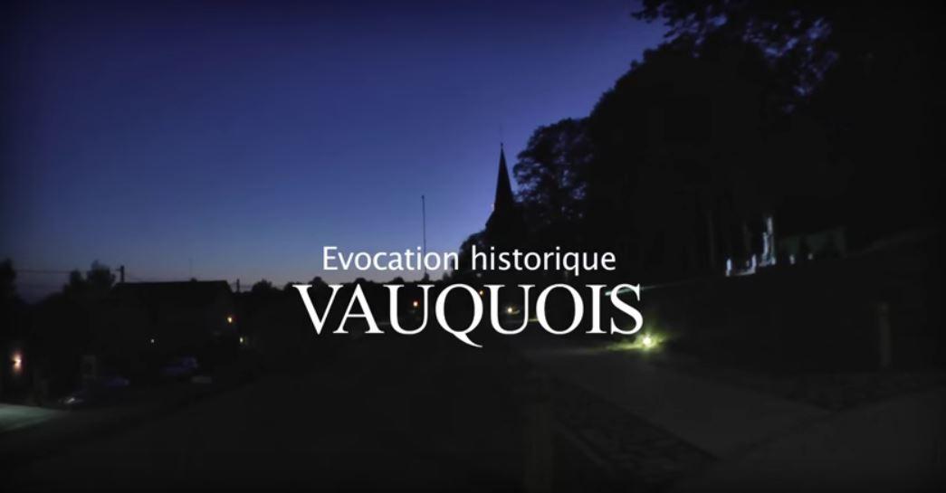 Butte de Vauquois • octobre 2015 Evocation Historique