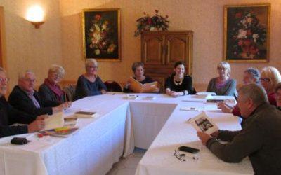 Café lecture du Prix Jeand'heurs, le 26 octobre au château de Thillombois
