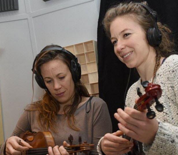 Thillombois – Musique Duo Qalis : du sens dans les veines