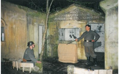 ÉVOCATION HISTORIQUE AU CAMP MARGUERRE