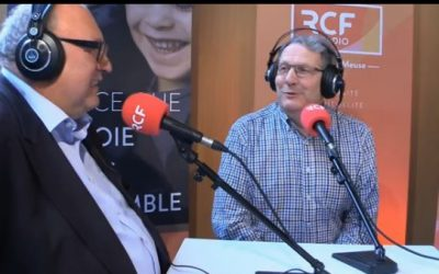 Interview Jean-Luc Demandre, RCF Lorraine, 15 septembre 2017
