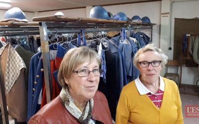 Reportage  Vidéo : Une centaine de costumes créés par nos soins…