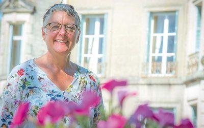Positive attitude ! Marie-Hélène Hannequin une femme de cultures extra… ordinaire