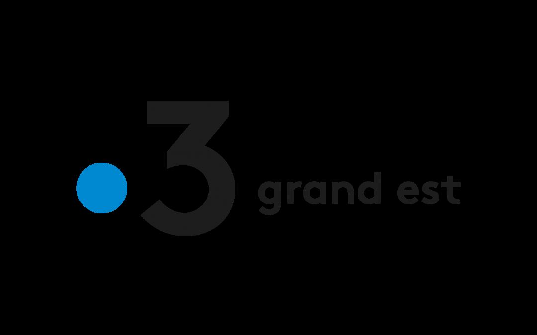 Le château de Thillombois accueille L'équipe du JT de France 3 Grand Est pour un plateau en direct ce vendredi 31 août à 19 h 20