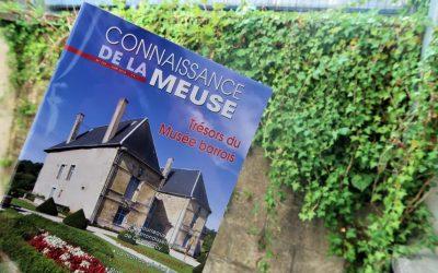 L'association Connaissance de la Meuse propose des lectures intelligentes pour l'été. Sur la plage, l'amateur d'histoire pourra avantageusement emporter le dernier numéro de la revue dans lequel il y en a pour tous les goûts.