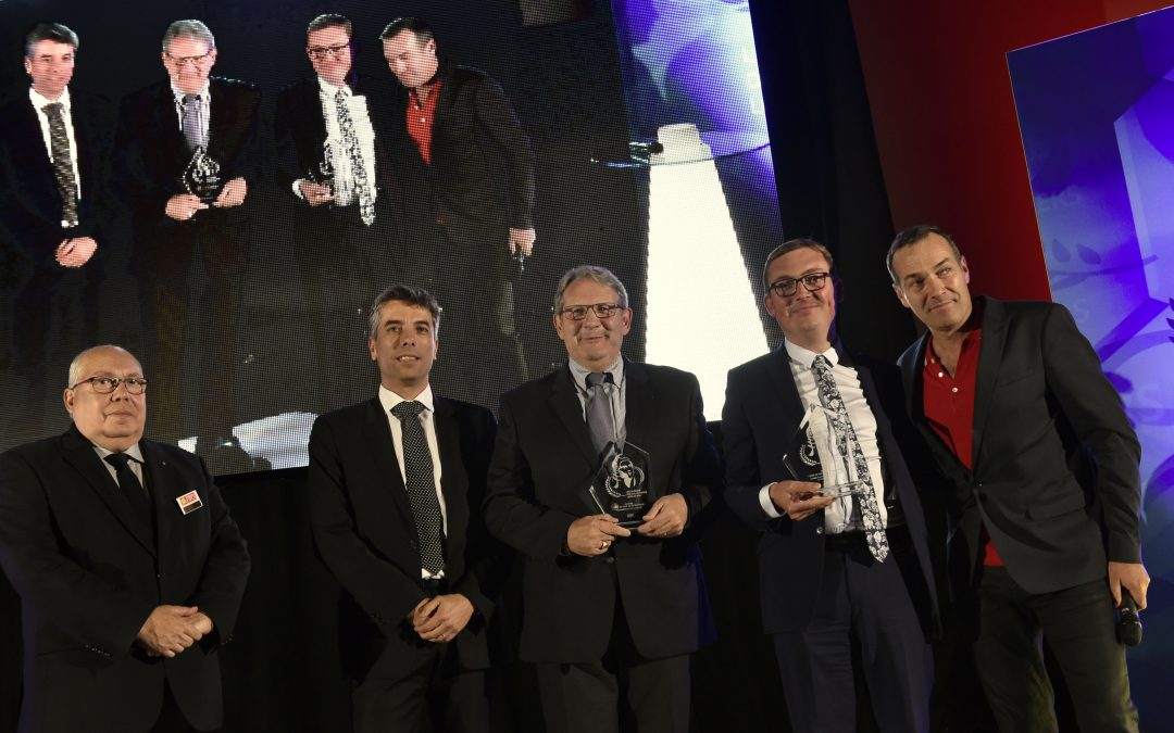 LAURIERS DES COLLECTIVITES LOCALES 2018