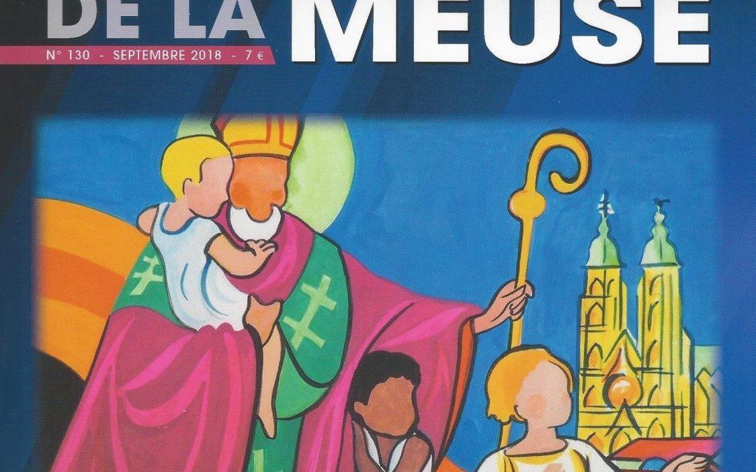 La Revue Connaissance de la Meuse N° 130 – parution septembre 2018