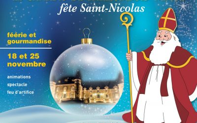 Le château de Thillombois (Meuse) fête Saint-Nicolas