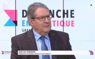 Emission France 3 Grand Est