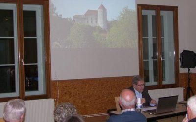 Les habitants découvrent l'histoire du village d'Houdelaincourt