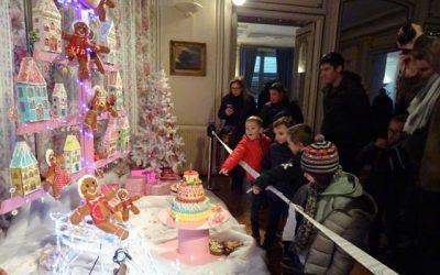Le château de Thillombois fête Saint-Nicolas : complet 17, 23 et 24 novembre