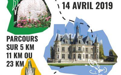 Marches découvertes Vent des Forêts, château de Thillombois, Benoite-Vaux – Dimanche 14 avril 2019
