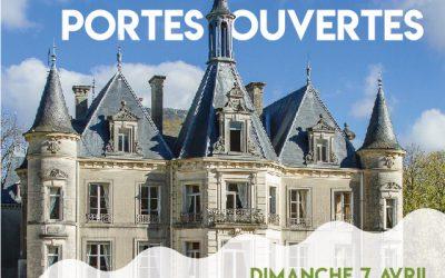 Portes Ouvertes Château de Thillombois le 7 avril 2019