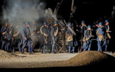 La 24 e édition de l'événement-spectacle « Des Flammes… à la Lumière » est augmentée de plusieurs scènes. Et le final a lui aussi été modifié.