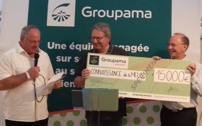 Le partenariat signé entre l'association Connaissance de la Meuse et Groupama Grand Est contribue à faire connaître et reconnaître le département de la Meuse à travers son histoire…