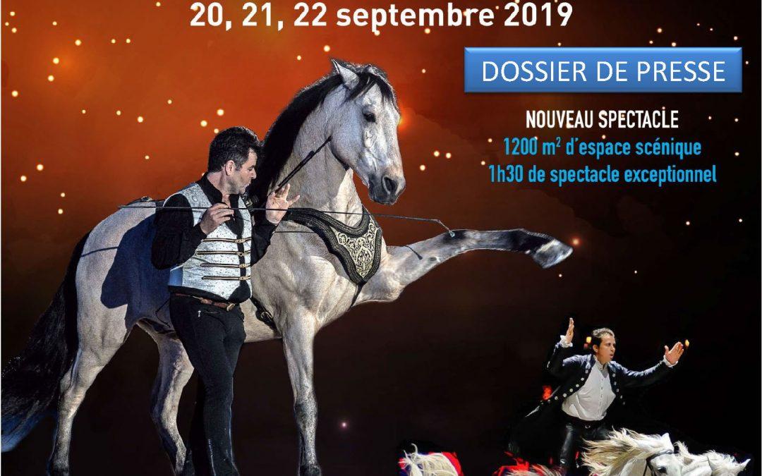 C.Hasta Luego Cie et LORENZO  présents à la Biennale Equestre en septembre 2019 au château de Thillombois (Meuse)