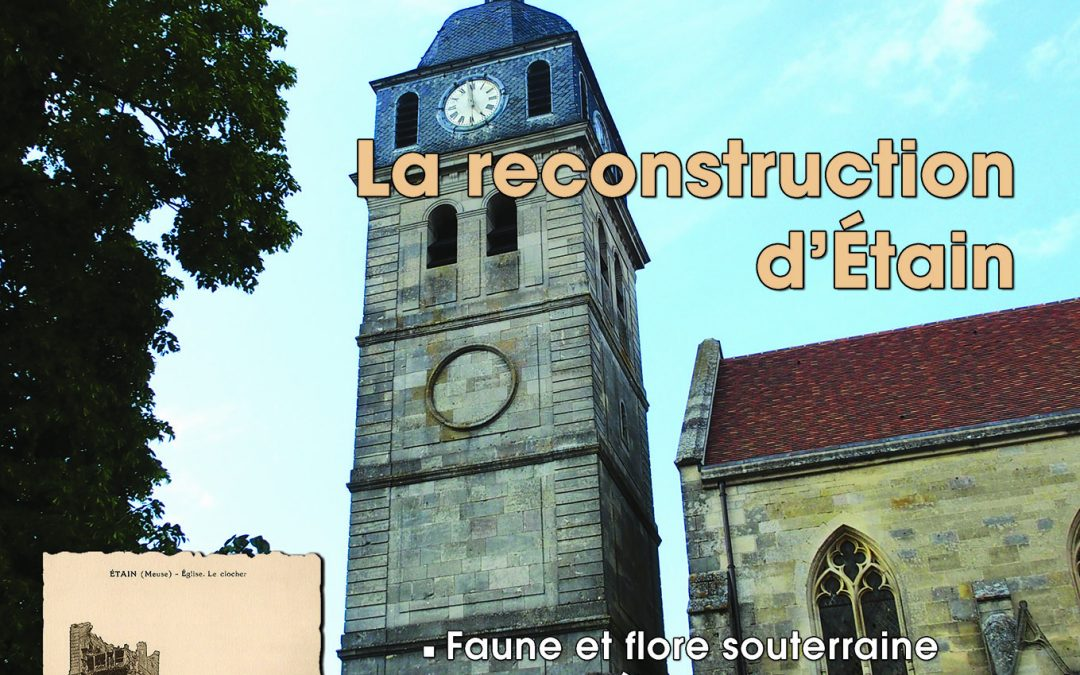 La reconstruction d'Etain
