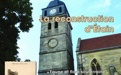La reconstruction d'Etain