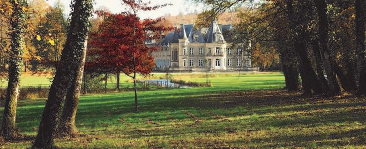 Marche Thillombois Benoite-Vaux dimanche 27 octobre 2019