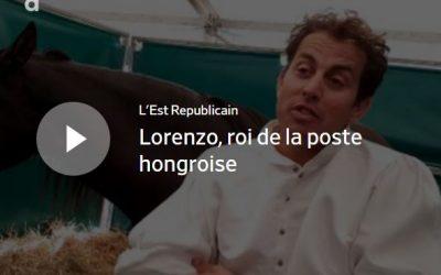 Lorenzo, roi de la poste hongroise