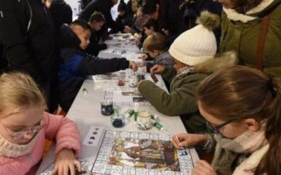 A Thillombois, 3 800 personnes sont venues fêter sur trois jours la Saint-Nicolas.
