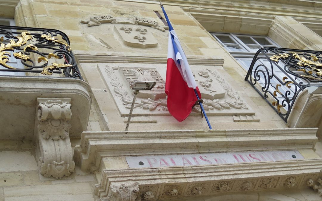 Féru d'histoire, Jean-Luc Demandre, président de Connaissance de la Meuse, invite le public à une conférence sur l'histoire des palais de justice de la cité depuis le Moyen Âge,