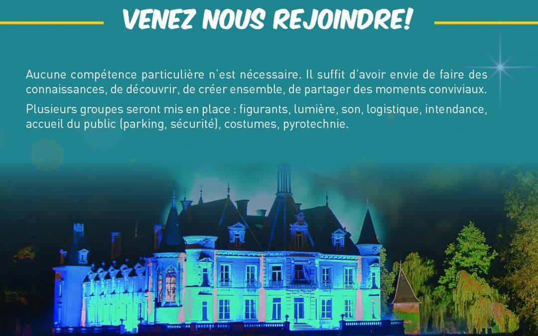 Des aventures exceptionnelles à vivre au château de Thillombois ! Venez nous rejoindre !