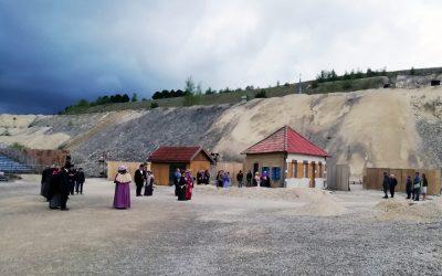 Casting Acteurs-Figurants QUAND, OÙ ? le 07/03/2020 de 09h30 à 12h30, de 14h00 à 17h30 Carrières d'Haudainville Verdun