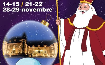 Féerie Polaire au château de Thillombois les 14-15, 21-22 et 28-29 novembre 2020