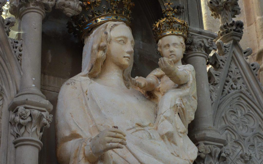 CONFERENCE : « Le centenaire du couronnement de Notre-Dame du Guet, protectrice de Bar-le-Duc »  Vendredi 2 octobre 2020, à 20h30, Bar-le-Duc