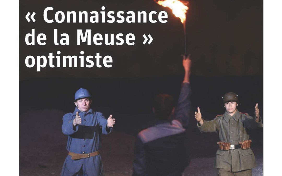 Connaissance de la Meuse optimiste