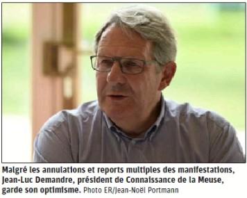 Jean-Luc Demandre : « La Saint- Nicolas reportée en mars »