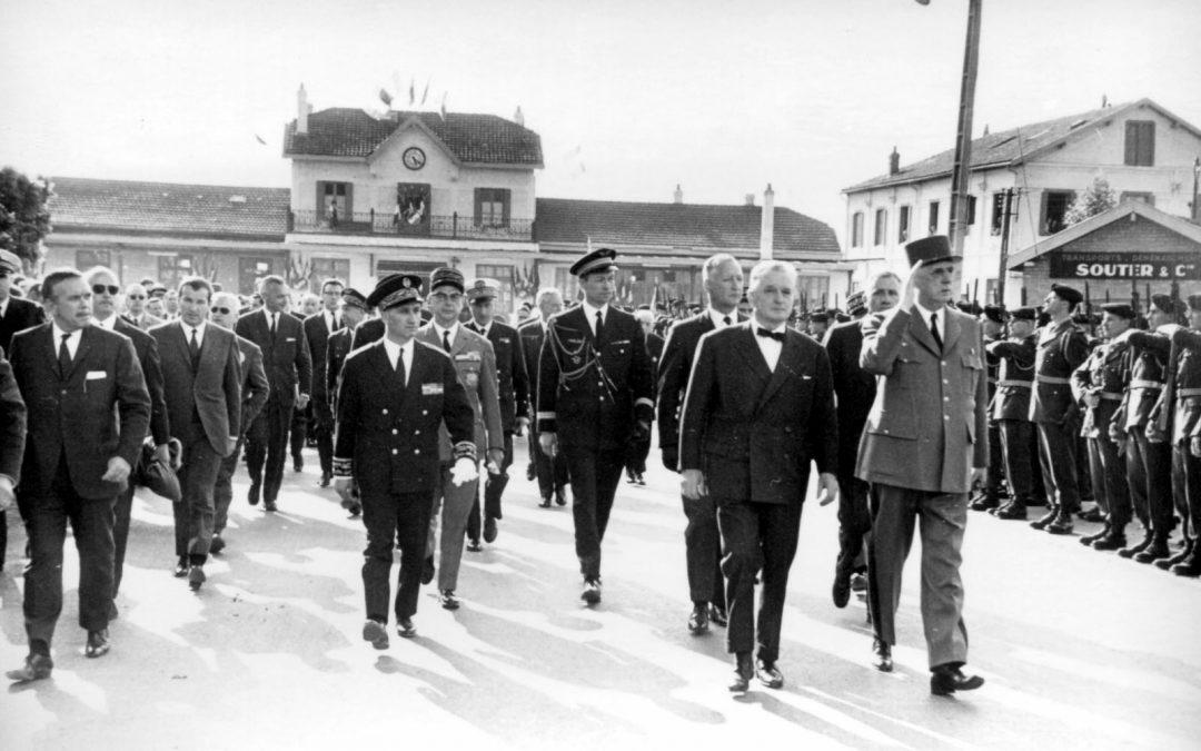 De Gaulle en Meuse : les notes de Jean-Luc Demandre