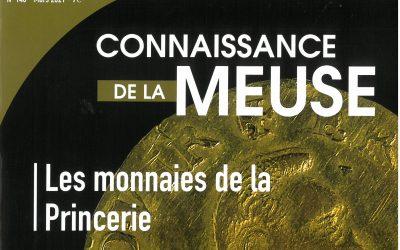 Nouvelle revue Connaissance de la Meuse N° 140 à découvrir !