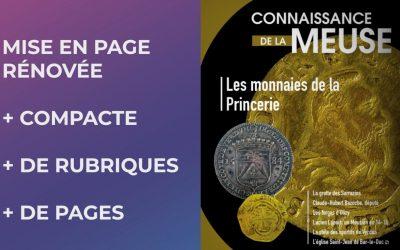 Découvrez une nouvelle édition de la revue !  Parution Mars 2021
