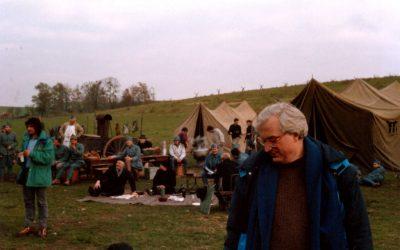 Quand le réalisateur décédé Bertrand Tavernier tournait en Meuse pour «La vie et rien d'autre»