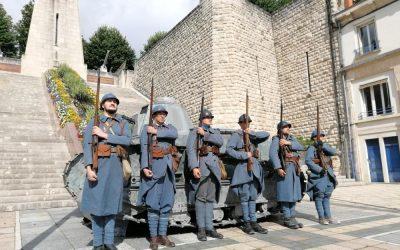 [RETOUR EN IMAGE] Animations Historiques dans Verdun