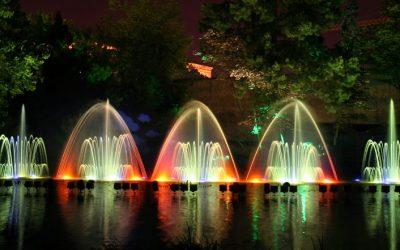 L'implication des talents du Grand Est AQUATIC SHOW – Strasbourg, spectacle de fontaines dansantes au château de Thillombois les 17-18-24-25 septembre 2021